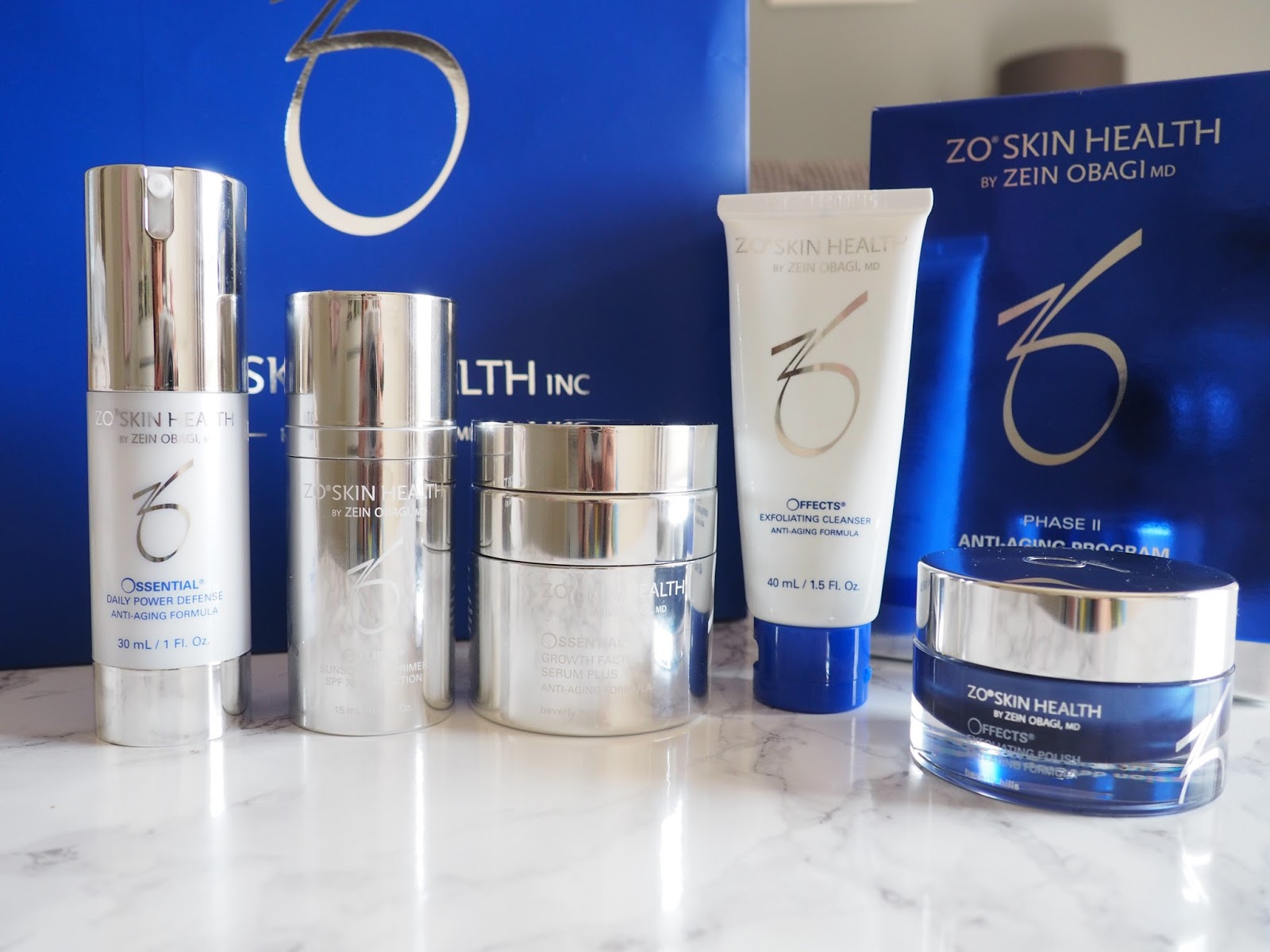 ZO Skin health Obagi skincare cosmeceuticals Anti-aging Priceless Life of Mine
