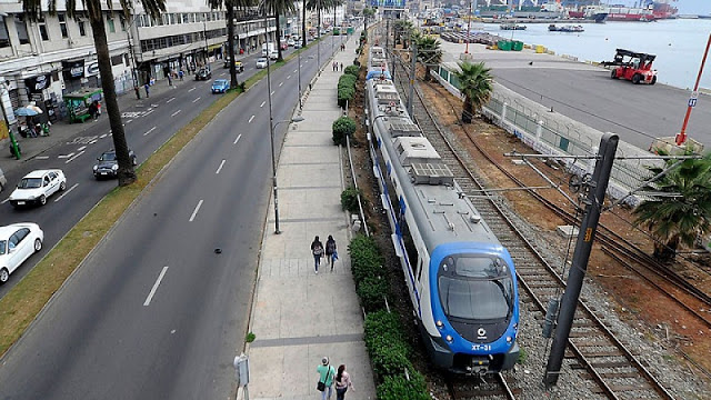 Transporte para deficientes físicos em Valparaíso