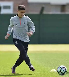 Coutinho Agrees Barcelona Move