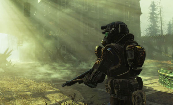 2016 PS4's Fallout 4 Update Performance Issues
