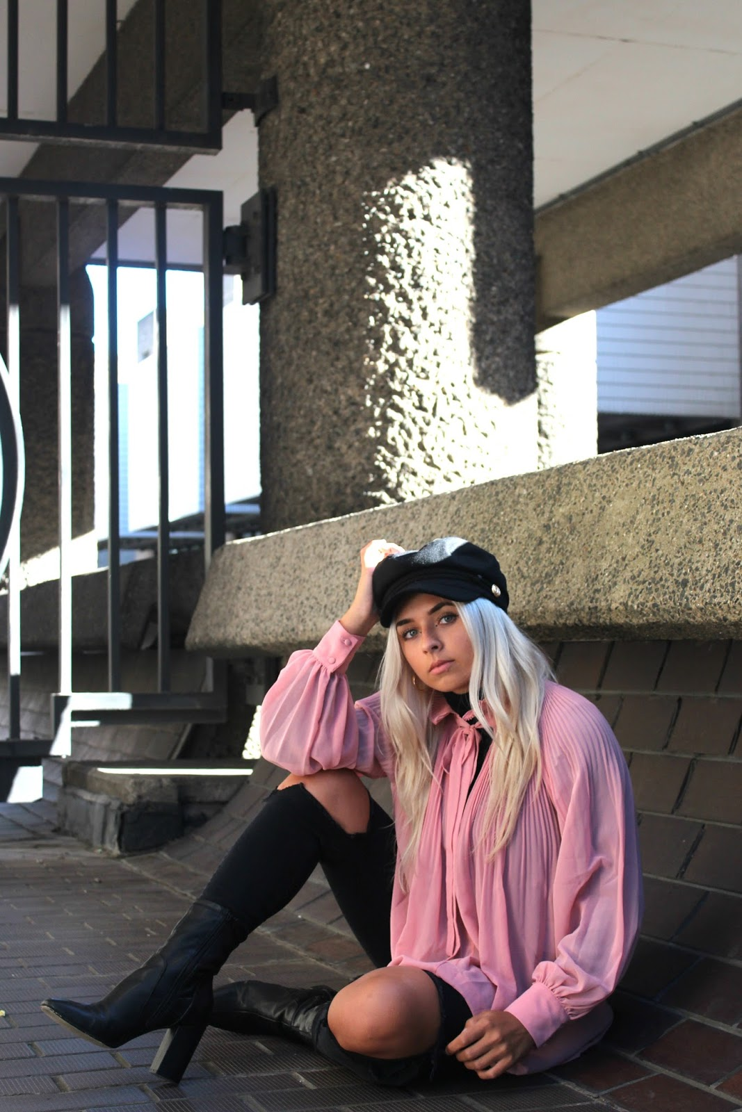 Fashion Blogger Charlotte Hole at CH32