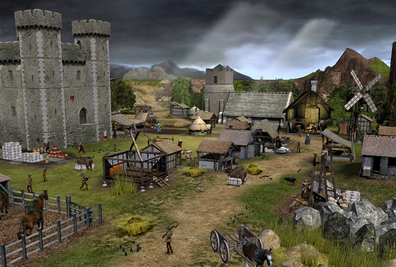 game stronghold 2 full free