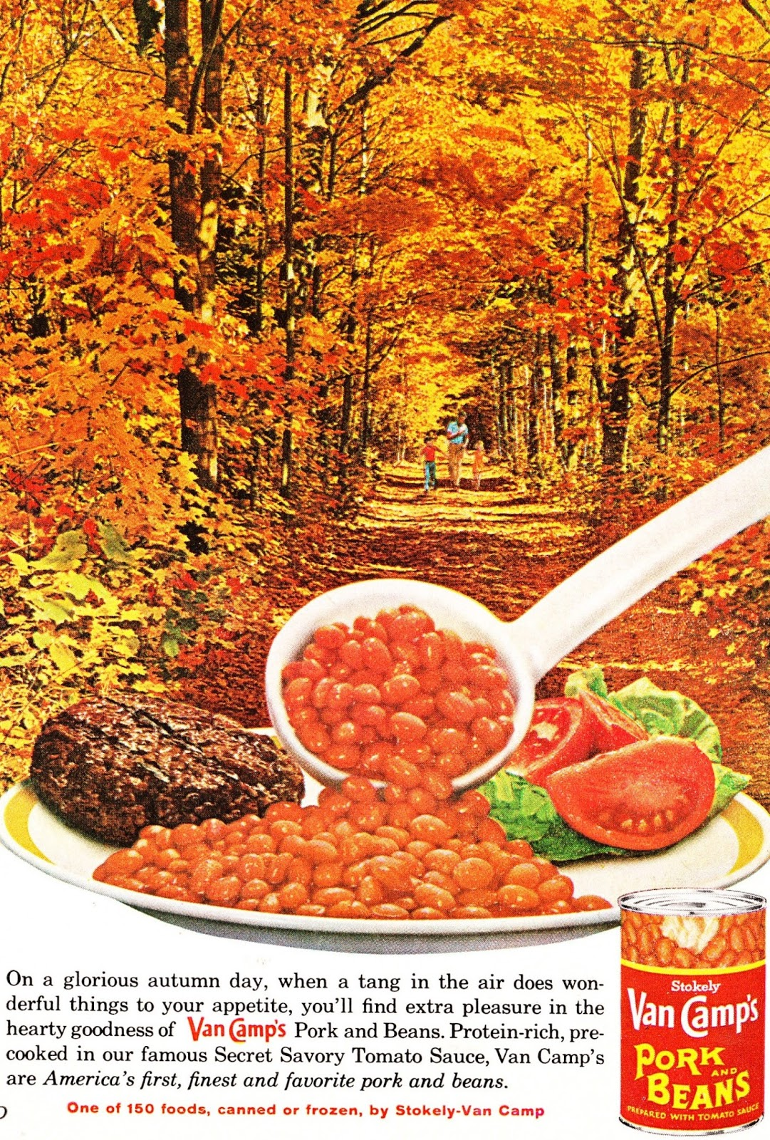 The Retro/Vintage Scan Emporium: Vintage food ads