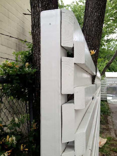 Mid Century Modern Fences And Gates Vtwctr