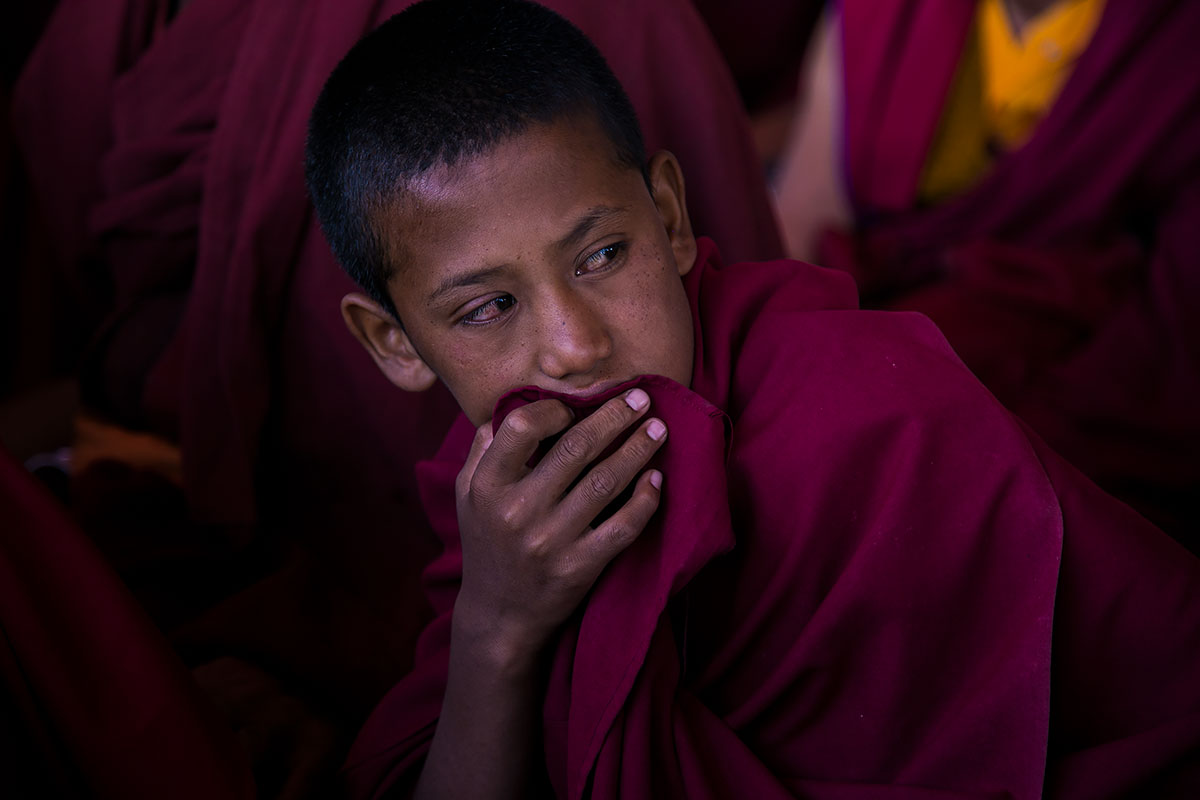 a look at the lifestyle of the buddhist monks Buddhist monks habits and routines to improve your lifestyle, life  during this  time, you can rest, meditate or simply, look around you and.