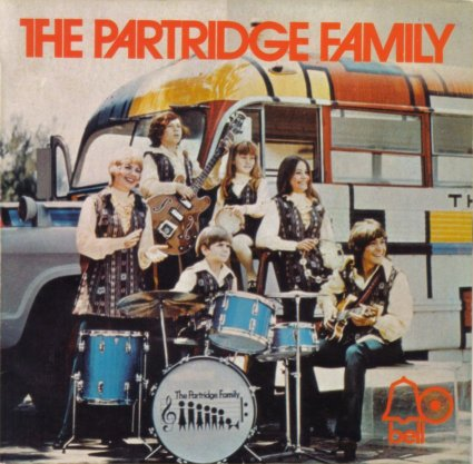 Rock On Vinyl W O C K On Vinyl The Partridge Family Ep