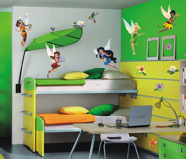Stickers disney papel pintado infantil for Sticker habitacion infantil