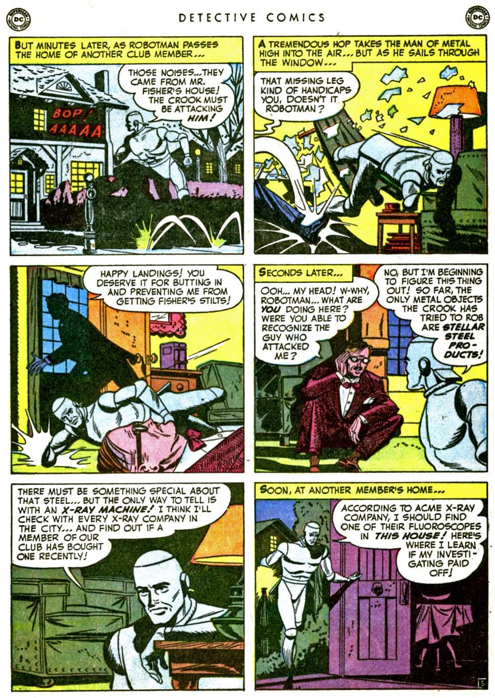 Read online Detective Comics (1937) comic -  Issue #162 - 31