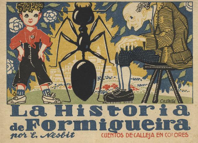 Adolfo Rodríguez Castañé - La historia de Formigueira