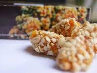 Resep Kue Lontong Paris, Cookies Karamel Paling Laris
