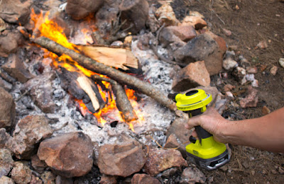 pneumatic addict camping tools