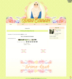 Design Blog Syera Othman