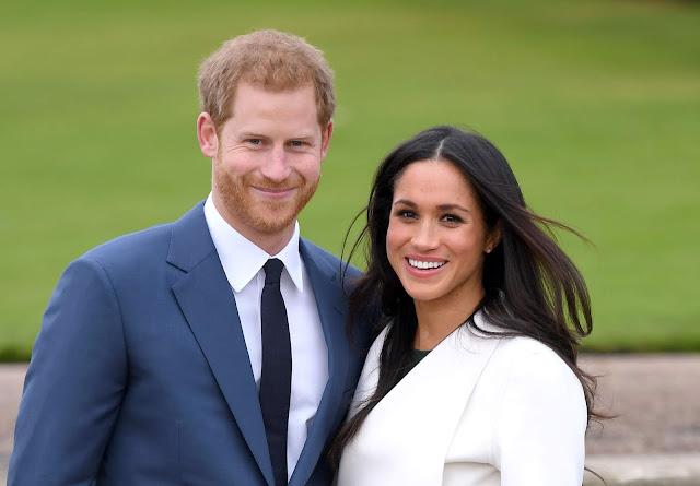 6 highlights from Meghan Markle & Prince Harry's royal wedding