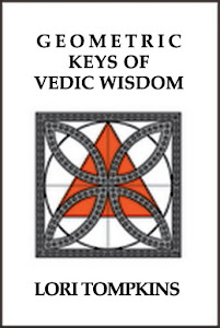 Geometric Keys of Vedic Wisdom, book cover-thumbnail