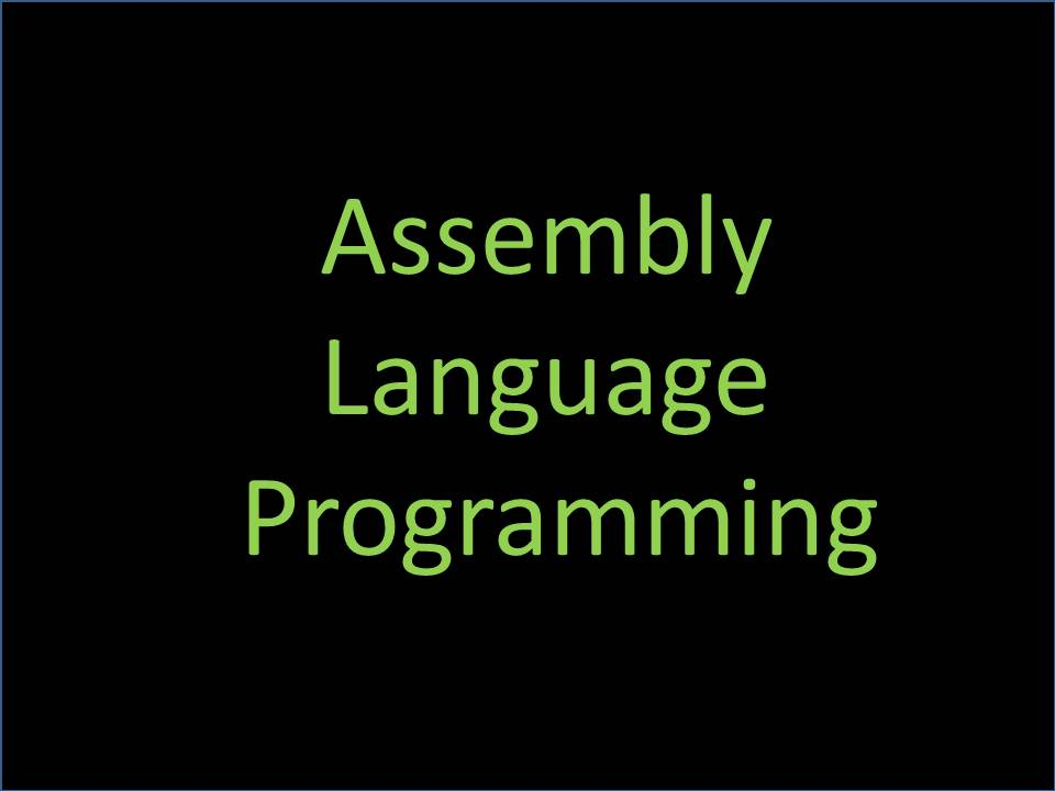 Concept of Interrupt in Assembly language! | Programming