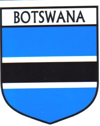 Botswana flag pictures