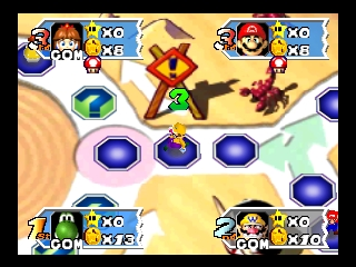 Free Download Mario Party III Games N64 For PC Full Version  - ZGASPC
