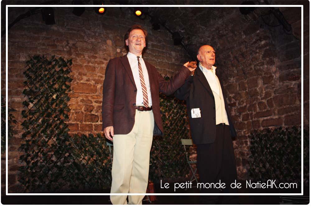 sortie théâtre Paris