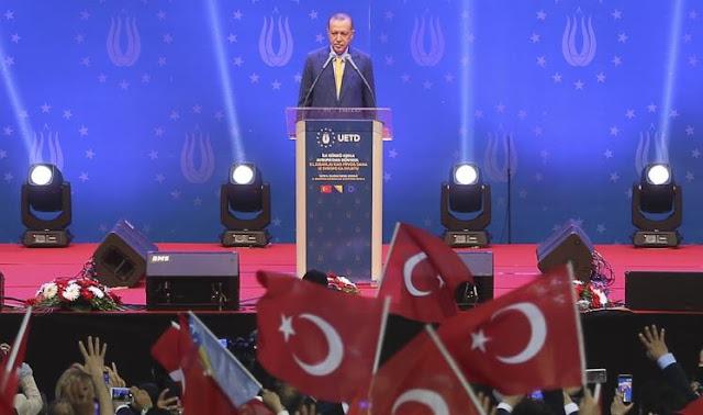 تحريات الاستخبارات التركية ... من خطط لاغتيال أردوغان.. غولن أم إسرائيل؟