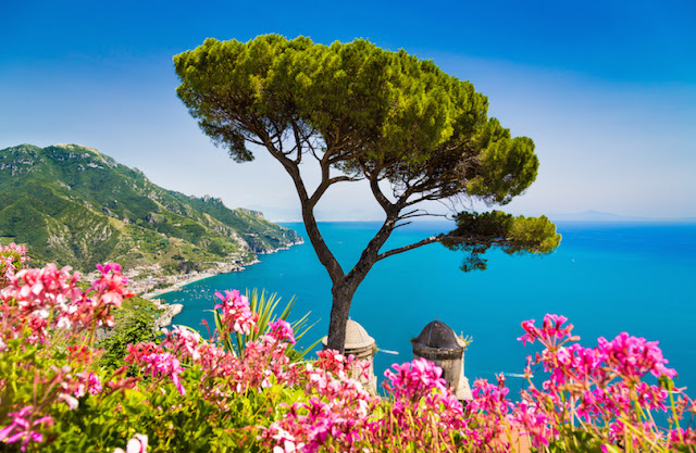Ravello, Beautiful Amalfi Coast Towns