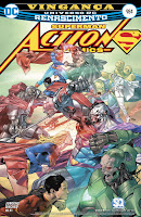 DC Renascimento: Action Comics #994