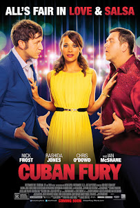Cuban Fury Poster