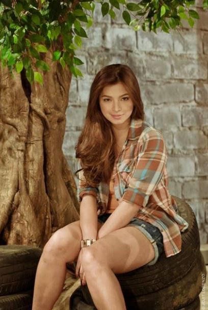 Angel Locsin Proves That There Is Beauty In Simplicity