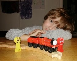 Cerita Humor Tentang Ibu dan Kereta Mainan
