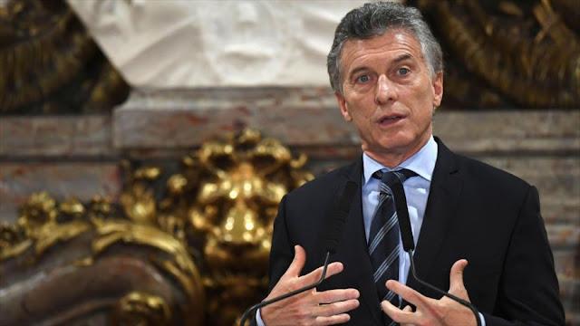 Macri lleva a Argentina a estar entre los más vulnerables