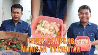 Bagi masyarakat Indonesia pasti sudah tidak asing lagi dengan makanan yang disebut sebaga Cara Membuat Manisan Rambutan Nikmat Dan Segar