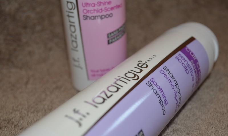 Shampoing Ultra-brillance parfumé à l'Orchidée, lazartigue, avis marque lazartigue