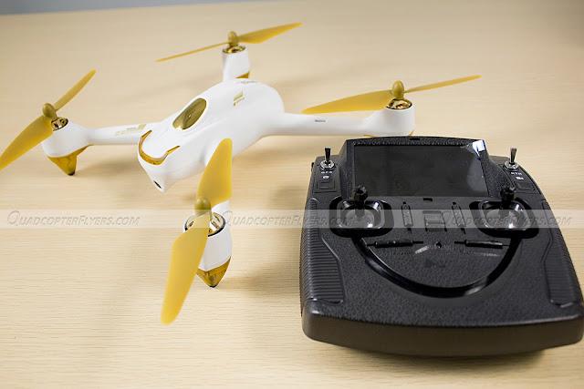 Hubsan H501S X4 FPV GPS Quadcopter