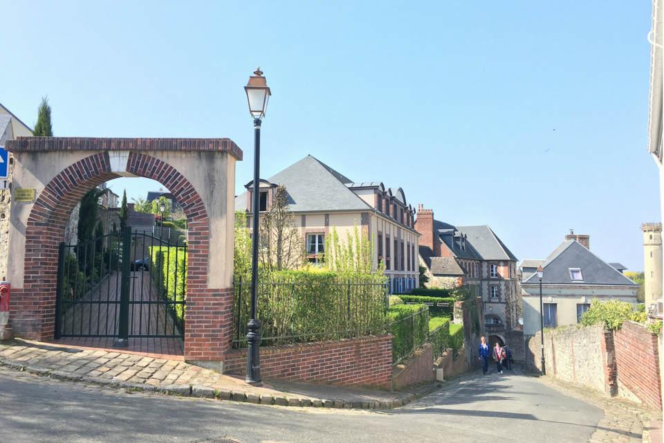 Ruelles, Honfleur