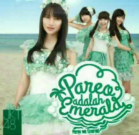 Download Full Album JKT48 - Pareo wa Emerald/Pareo adalah Emerald (CD RiP)