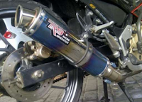 Knalpot R9 Racing Generation for Satria FU