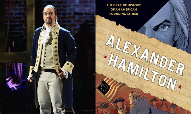This Alexander Hamilton Graphic Biography Is A Deep-Dive Into The History Of The Hero And Scholar