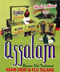 Produk Toko Herbal Depok Unieq Herbal Assalam Herbal