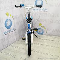 Sepeda Lipat Erminio 613 Nice Sport 16 Inci