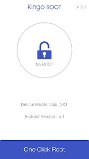 instal Kingo Root
