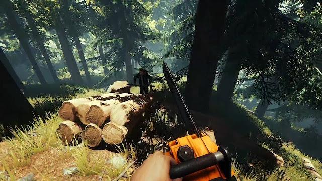 لعبة البقاء الرائعة The Forest تحصل على تاريخ إصدار نهائي على جهاز PS4، هنيئا لاعبين ..