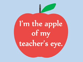 apple of one's eye