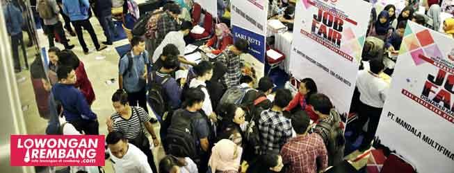job fair rembang