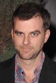 Paul Thomas Anderson. Director of Phantom Thread