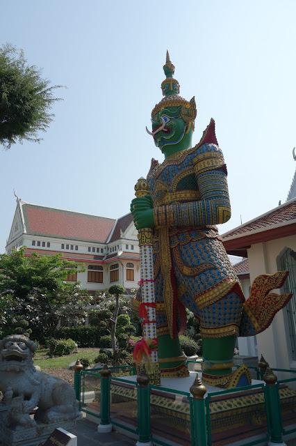 Yaksha Bangkok temple