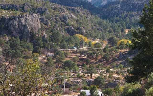 Marina, SEDENA, PGR y CISEN no bajan de la sierra de Chihuahua tras enfrentamiento y atrincheramiento de Sicarios