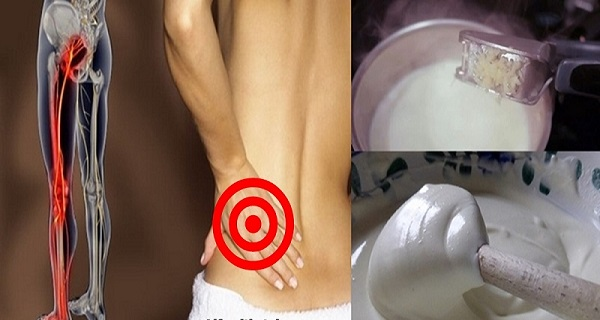 A Magical Remedy For Sciatica Pain- Drink It Once A Day And You Will Never Fell Pain Again!