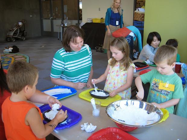 Steam Center for Preschoolers