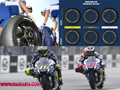 Michelin Siapkan Tiga Opsi Ban Basah untuk Silverstone