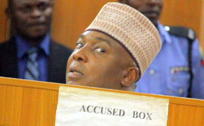 Saraki at CCT