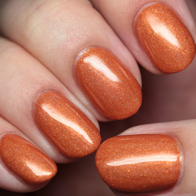 Supermoon Lacquer Love and Beauty Shock